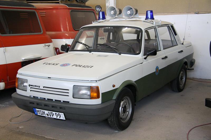 wartburg 1.3 volkspolizei